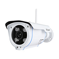 billige IP-kameraer-Sricam 1mp IP Camera Utendørs with Primær 128GB