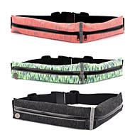 billige Rygsække og tasker-Bæltetasker - Letvægt, Regn-sikker, Multifunktionel Udendørs Yoga, Løb Sort, Rød, Grøn