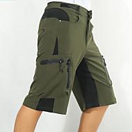 cheap -Arsuxeo Men's Cycling Shorts - Black Royal Blue Dark Green Bike Shorts MTB Shorts, Quick Dry, Breathable