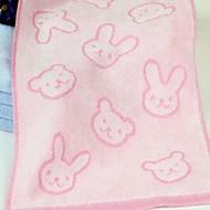 baratos Toalha de Mão-Qualidade superior Toalha de Mão, Desenho Animado 100% algodão 1 pcs