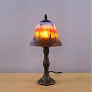 billige Lamper-Kunstnerisk Traditionel / Klassisk Dekorativ Bordlampe Til Metall 110-120V