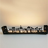 Novinky Nástěnná svítidla k osvícení obrázků Ložnice / studovna či kancelář / Vevnitř Kov nástěnné svítidlo IP44 220-240V 8 W / Integrované LED světlo