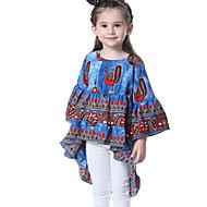 Djeca Dijete koje je tek prohodalo Djevojčice Print 3/4 rukava Majica s kratkim rukavima