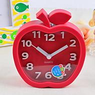 billiga Väckarklockor-Väckarklocka Ramtyp Plastik Quartz 1pcs