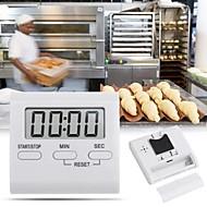 ieftine Instrumente de Măsurare-Ustensile de bucătărie Plastice Mini / Bucătărie Gadget creativ bucătărie timer Utilizare Zilnică 1 buc