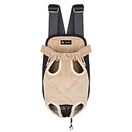 Rodents Dogs Cats Carrier & Travel Backpack Pet Carrier Portable Camping & Hiking Travel Creative Geometric Classic Beige Red Light Blue
