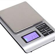 baratos Ferramentas de Medição-Utensílios de cozinha Aço Inoxidável + Plástico ABS Simples / Vida / Medidores Balanças Para a Casa / Uso Diário 1pç