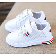 Djevojčice Dječaci Cipele PU Proljeće Udobne cipele Sneakers za Kauzalni Vanjski Crvena Zelen