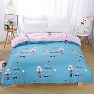 billiga Täcken och överkast-Bekväm - 1 st. Sängöverkast Vinter Polyester Tecknat