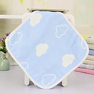 billiga Handdukar och badrockar-Överlägsen kvalitet Handduk, Geometrisk Polyester / Bomull Blandning / 100% bomull 1 pcs