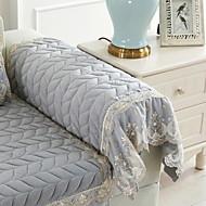 Sofa Dække Ensfarvet / Damask / Geometrisk Reaktivt Print Polyester Møbelovertræk