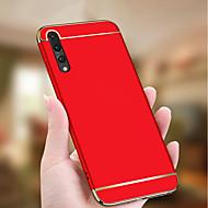 hoesje Voor Huawei P20 Pro / P20 lite Beplating / Ultradun Achterkant Effen Hard PC voor Huawei P20 / Huawei P20 Pro / Huawei P20 lite / P10 Plus / P10 Lite / P10