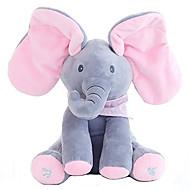 Slon Plüssállatok Čudne igračke Sve Djevojčice Igračke za kućne ljubimce Poklon 1 pcs