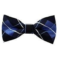 עניבת פפיון - גיאומטרי פפיון חמוד / מסיבה יוניסקס