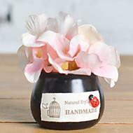 billige Kunstig Blomst-Kunstige blomster 1 Afdeling Rustikt Liljer Bordblomst