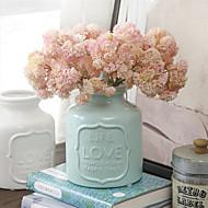billige Kunstig Blomst-Kunstige blomster 1 Afdeling pastorale stil Planter / Succulente planter Bordblomst