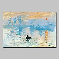 billiga Landskapsmålningar-mintura® handmålade abstrakta landskap oljemålning på kanfas moderna väggkonst bilder för heminredning redo att hänga