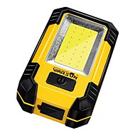 cheap Flashlights & Camping Lanterns-Emergency Lights Lanterns & Tent Lights LED 500lm Anti-Shock / Waterproof / Durable Camping / Hiking / Caving / Fishing Black / Yellow
