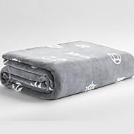 baratos Toalha de Banho-Qualidade superior Toalha de Banho, Geométrica 100% algodão 1 pcs