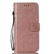 billiga Mobil cases & Skärmskydd-fodral Till Xiaomi Redmi not 5A / Mi 6X Plånbok / Korthållare / med stativ Fodral Enfärgad / Enhörnings Hårt PU läder för Redmi Note 5A / Xiaomi Redmi Note 5 Pro / Xiaomi Redmi Note 4X / Xiaomi Mi 5s