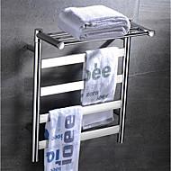 Χαμηλού Κόστους Προϊόντα μπάνιου-Σετ αξεσουάρ μπάνιου / Κρεμάστρα / Γάντζος για μπουρνούζι Νεό Σχέδιο / Πολλαπλών στρώσεων / Δημιουργικό Σύγχρονο / Παραδοσιακό Ανοξείδωτο