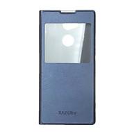 billiga Mobil cases & Skärmskydd-fodral Till Sony Xperia XA2 / Xperia XA2 Ultra med stativ / med fönster / Lucka Fodral Enfärgad Hårt PU läder för Xperia XA2 / Xperia XA2