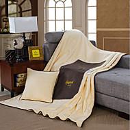 billige Puter-Komfortabel-overlegen kvalitet Hodestøtte Foldbar Pute Polyester / Memory Skum Polyester
