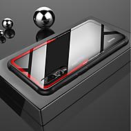 Coque Pour Huawei P20 Pro / P20 lite Antichoc / Transparente Coque Couleur Pleine Dur Verre Trempé pour Huawei P20 / Huawei P20 Pro /