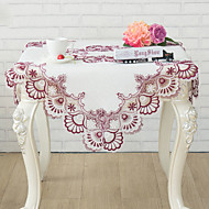 billige Duker-Moderne Kvadrat Duge Blomstret Borddekorasjoner 1 pcs