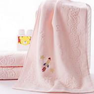 billiga Handdukar och badrockar-Överlägsen kvalitet Tvätt handduk, Tecknat 100% bomull 1 pcs