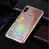 billiga Mobil cases & Skärmskydd-fodral Till Xiaomi Redmi Note 5 Pro / Redmi 5A Plätering / Mönster Skal spetsar Utskrift Mjukt TPU för Xiaomi Redmi Note 5 Pro / Redmi 5A / Xiaomi Redmi 5 Plus