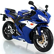 ieftine Toy Motociclete-Toy Motociclete Motocicletă Rafinat Aliaj Metalic Adulți / Adolescent Cadou 1pcs