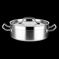 tanie Naczynia do gotowania-Naczynia Stal nierdzewna Zaokrąglanie Naczynia do gotowania 1 pcs
