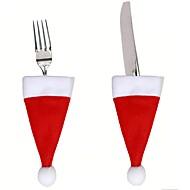 billiga Bordsservis-Icke-vävda Ledigt Middagsgaffel / Middagskniv, Hög kvalitet 2pcs