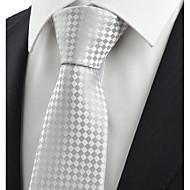 tanie Akcesoria dla mężczyzn-Męskie Impreza / Praca Krawat Pepitka