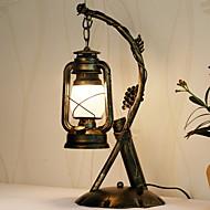 billige Lamper-Enkel / Moderne / Nutidig Kreativ / Kul Bordlampe Til Stue / Soverom Metall 220V