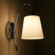 tanie Kinkiety Ścienne-Przysłonięcia Modern / Contemporary Lampy ścienne Sypialnia Metal Światło ścienne 220-240V 3 W
