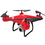 RC Drone A806 BNF 4 Kanaler 6 Akse 2.4G 5.0MP 1080P Fjernstyret quadcopter En Knap Til Returflyvning / Hovedløs Modus Fjernstyret Quadcopter / Fjernstyring / 1 USB-kabel / 120 grader