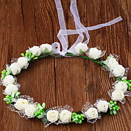 billige Kunstig Blomst-Kunstige blomster 1 Afdeling Enkel Stilfuld / Bryllup Roser Bordblomst