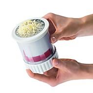 baratos Utensílios de Fruta e Vegetais-Utensílios de cozinha Plástico Multifunções / Gadget de Cozinha Criativa Peeler & Grater para Cheese 1pç