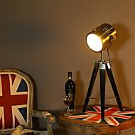 billige Skrivebordslamper-Moderne / Nutidig Nytt Design / Kreativ Skrivebordslampe Til Stue / Soverom Tre / Bambus 220V