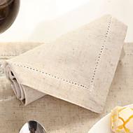 billige Bordduker-Klassisk Kvadrat Bordskånere Borddekorasjoner 6 pcs