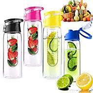 billiga Dricksglas-Dryckes Plastik Vattenflaskor / Vattenkanna och vattenkokare Gulligt 1 pcs