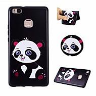 billiga Mobil cases & Skärmskydd-fodral Till Huawei P9 Lite Mönster Skal Panda Mjukt TPU för Huawei P9 Lite