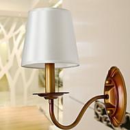 baratos Arandelas de Parede-Criativo Moderno / Contemporâneo Luminárias de parede Sala de Estar / Quarto Metal Luz de parede 220-240V 25 W