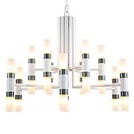 billiga Belysning-LWD Sputnik / Cylinder Ljuskronor Glödande - Kreativ, Ny Design, 90-240V Glödlampa inte inkluderad / G9 / 15-20㎡