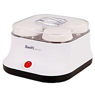 Χαμηλού Κόστους Συσκευές Κουζίνας-Παρασκευαστής γιαουρτιού Νεό Σχέδιο / Απίθανο PP / ABS + PC Μηχανή γιαουρτιού 220-240 V 12 W Συσκευή κουζίνας