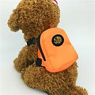 billiga Reseprodukter för hunden-Hund / Katt / Små pälsdjur Ryggsäckar Husdjur Transportörer Mini / Gulligt Enfärgad / Djur Orange / Röd / Grön