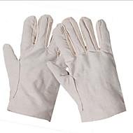 billiga Uteplats-2 pcs 100g / m2 Polyester Stretch Handske Halk