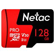 tanie Karty pamięci-Netac 128GB Micro SD TF karta karta pamięci UHS-I U3 / V30 128